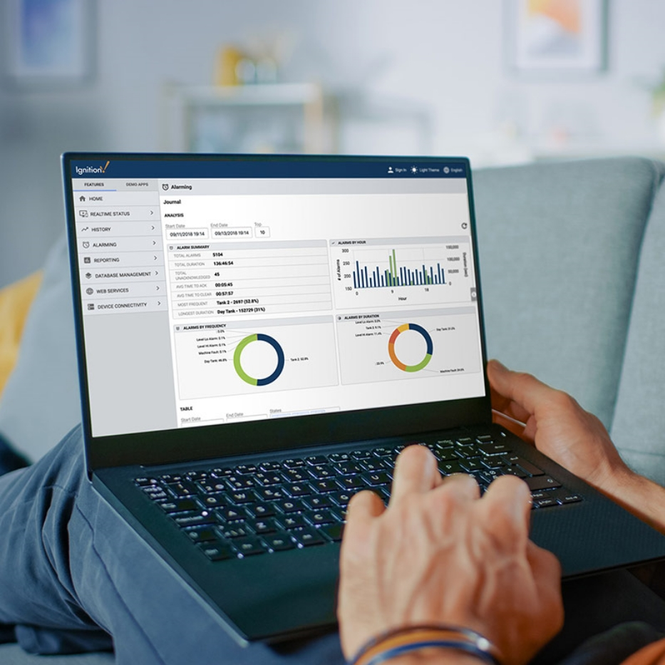 MANAGE EDGE DATA LIKE A PRO WITH IGNITION PERSPECTIVE