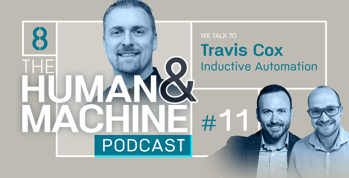Thanks to bowling. A conversation with Travis Cox from Inductive Automation