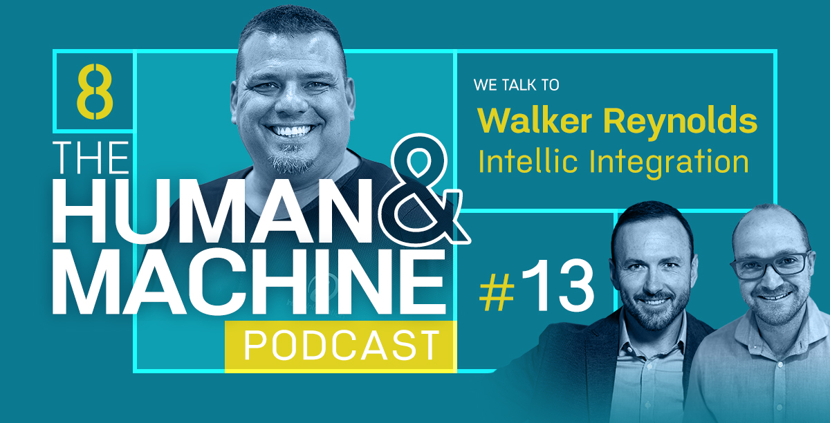 Online Educator and Industry 4.0 enthusiast with Walker Reynolds