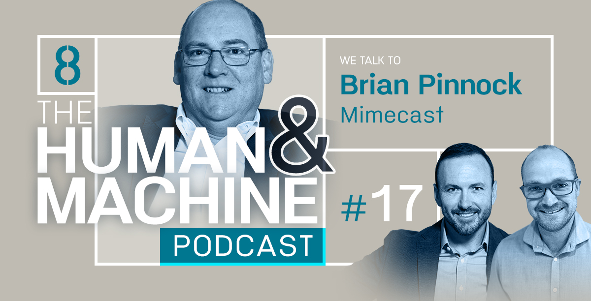How Manufacturing can increase Cyber Resilience, with Brian Pinnock